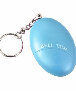 Blue Personal Safety Alarm