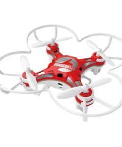 Red Mini Pocket Drone Quadcopter