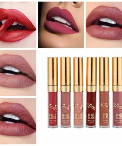 Everlasting Matte Liquid Lipstick 6-Piece Set